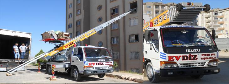 Gaziantep Asansörlü Nakliyat Şirketleri